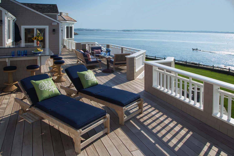 Amazing Beach Style Deck Ideas-15-1 Kindesign