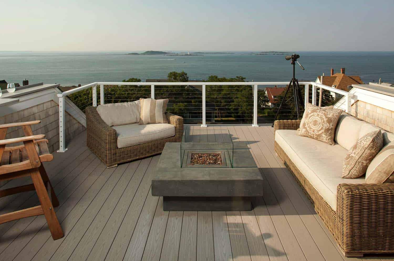 Amazing Beach Style Deck Ideas-21-1 Kindesign