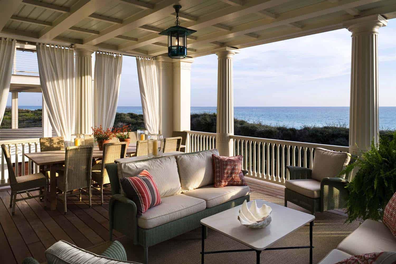Amazing Beach Style Deck Ideas-27-1 Kindesign