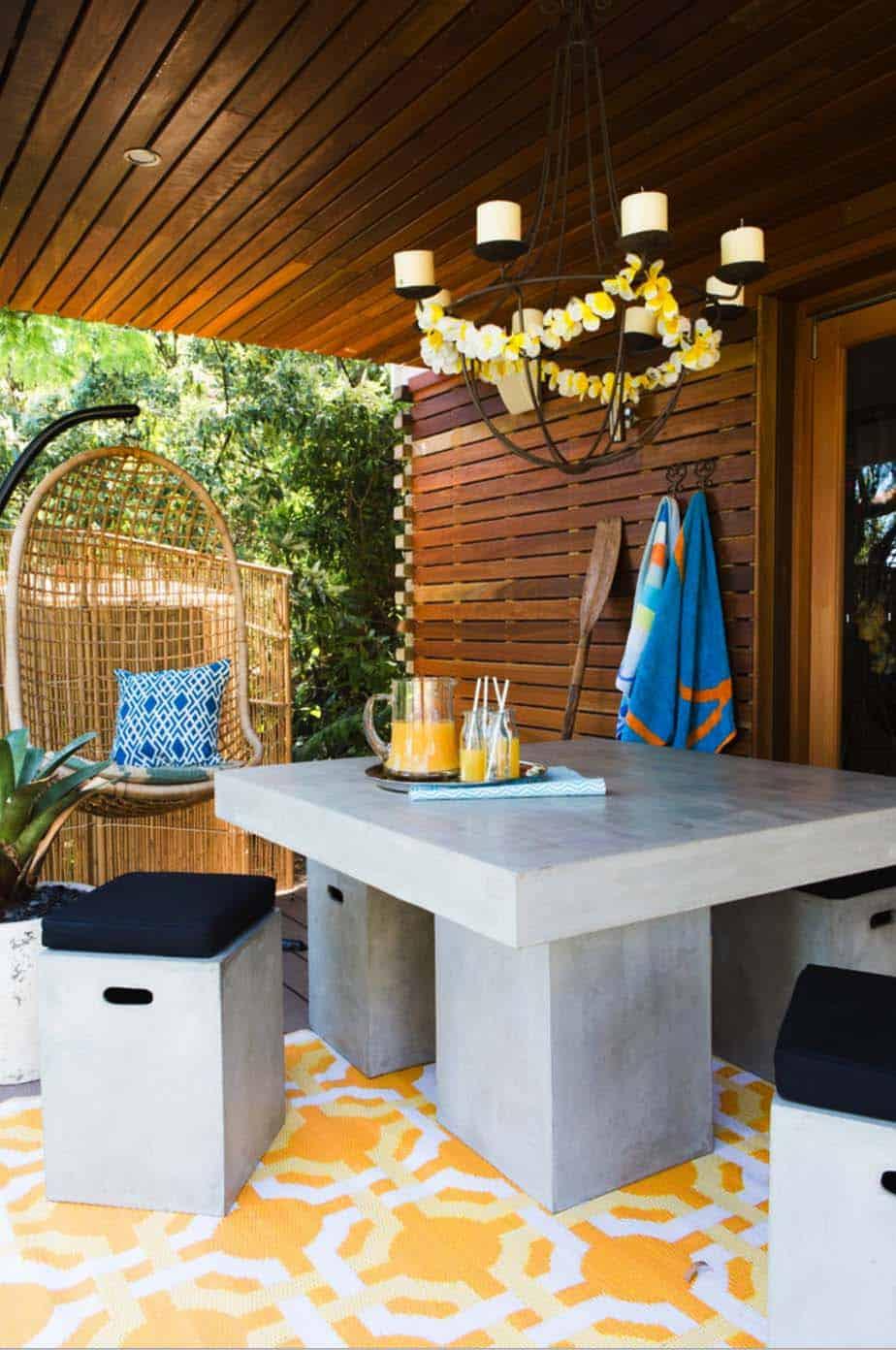 Amazing Beach Style Deck Ideas-31-1 Kindesign