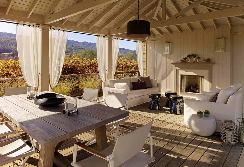 Amazing Beach Style Deck Ideas-32-1 Kindesign