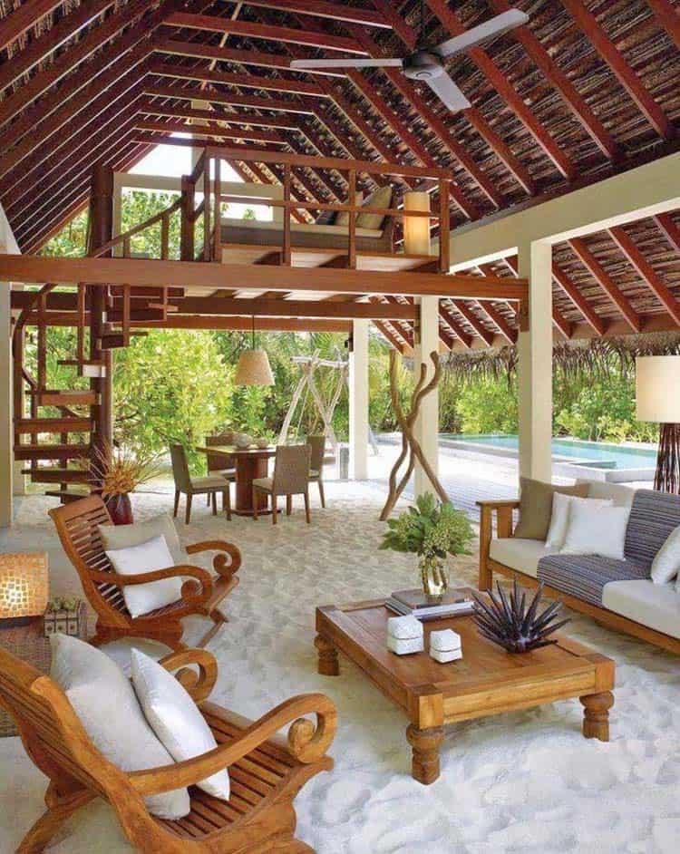 Amazing Beach Style Deck Ideas-36-1 Kindesign