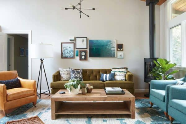 featured posts image for A New England home gets infused with a West Coast coastal vibe