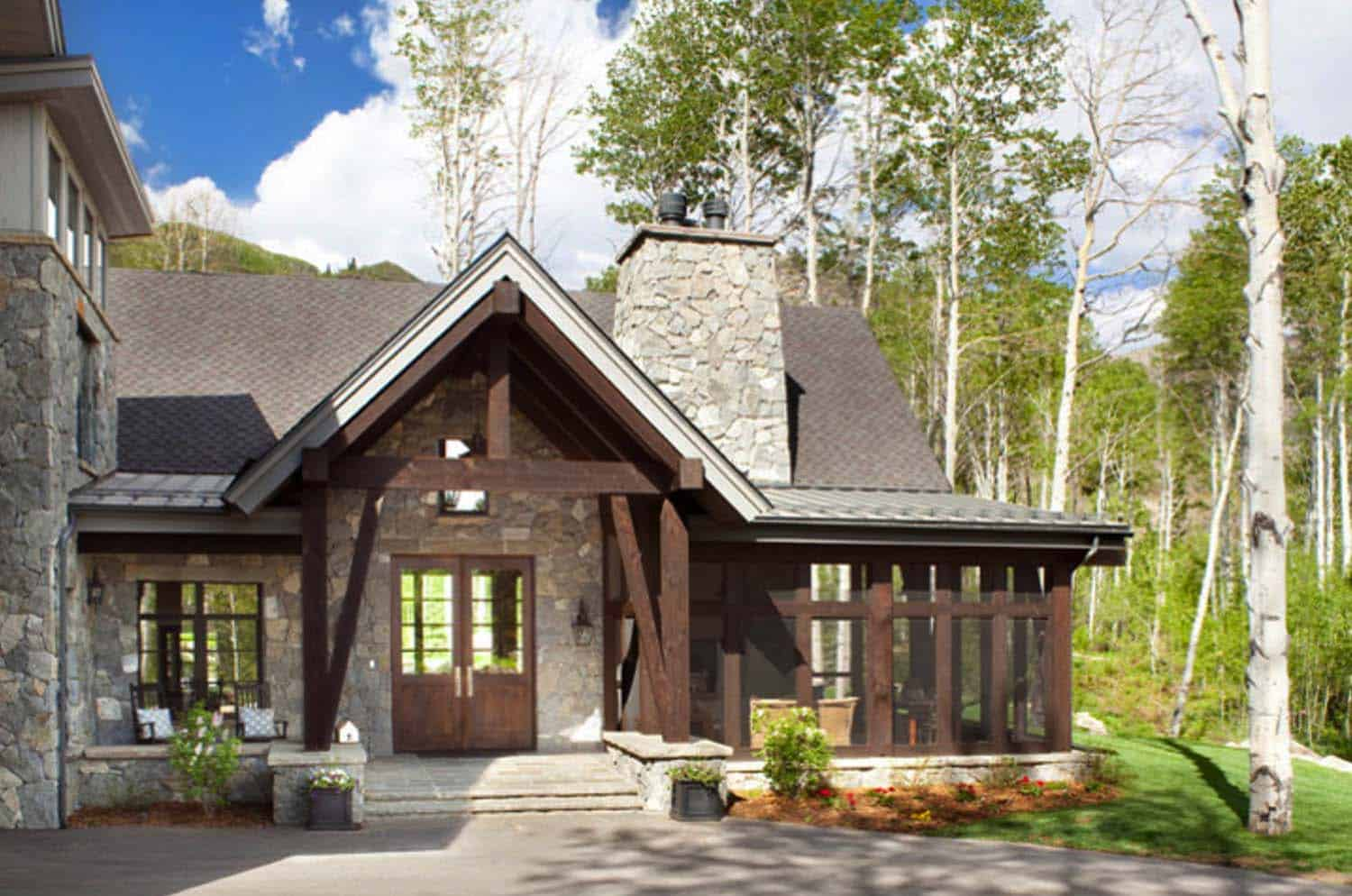Contemporary Mountain Home-Vertical Arts Architecture-01-1 Kindesign