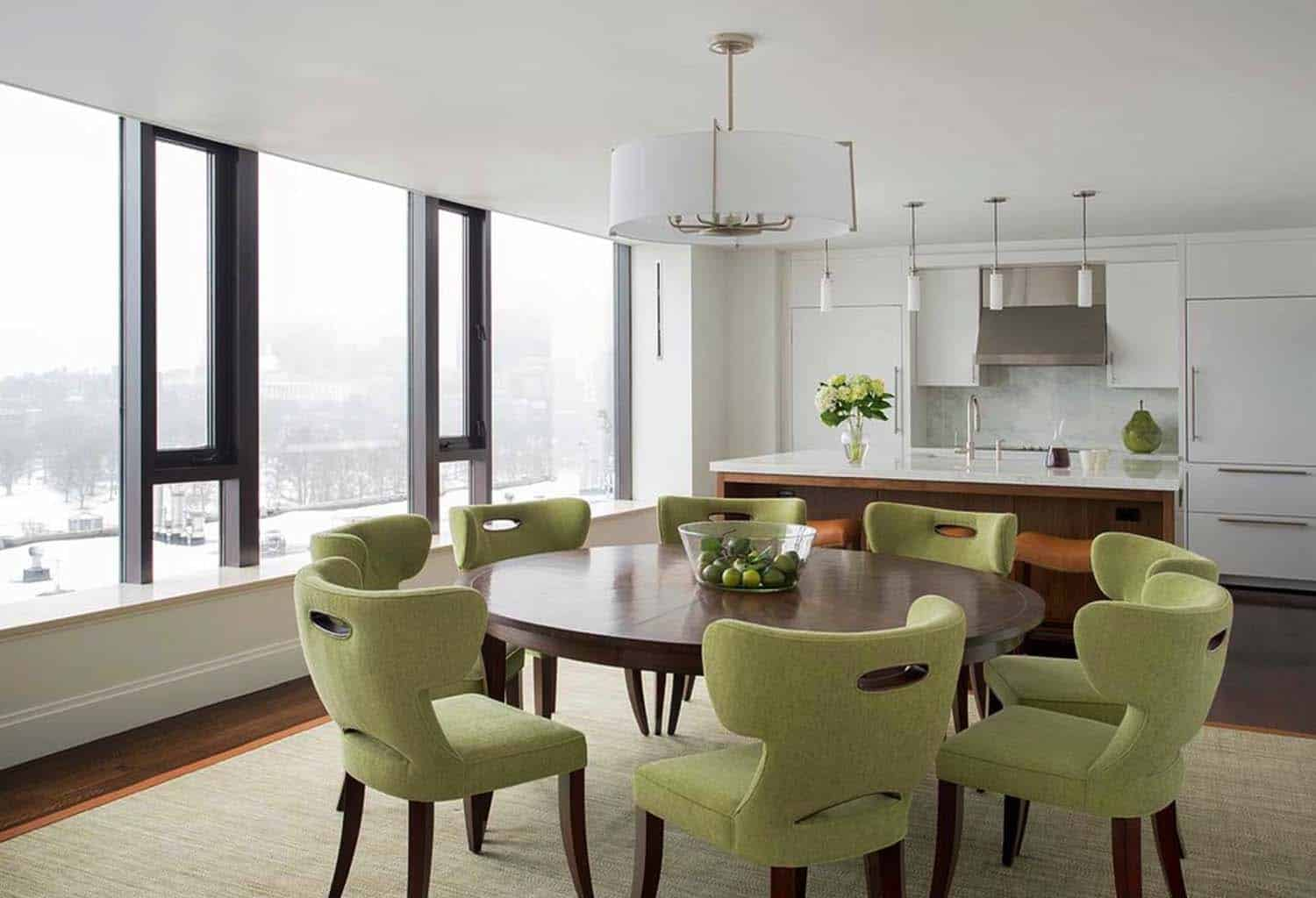 Contemporary Penthouse Design-Adams Beasley Associates-04-1 Kindesign
