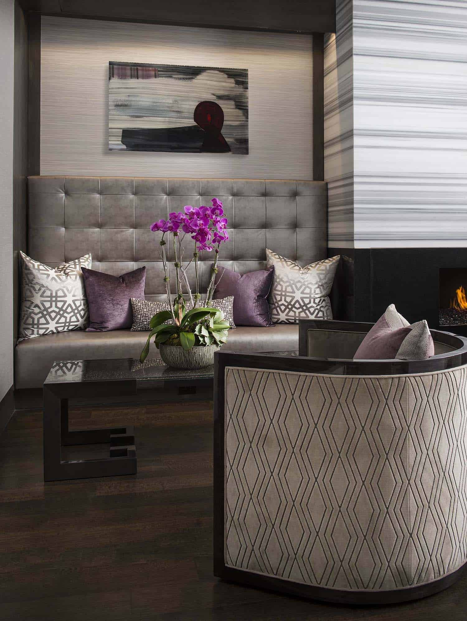 Contemporary Style Home-Dallas Design Group-16-1 Kindesign