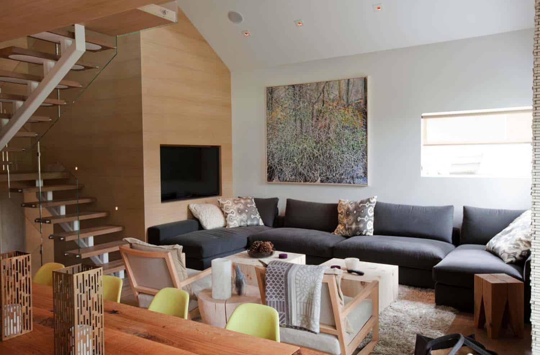 Contemporary Townhouse Retreat-Evoke Design-01-1 Kindesign