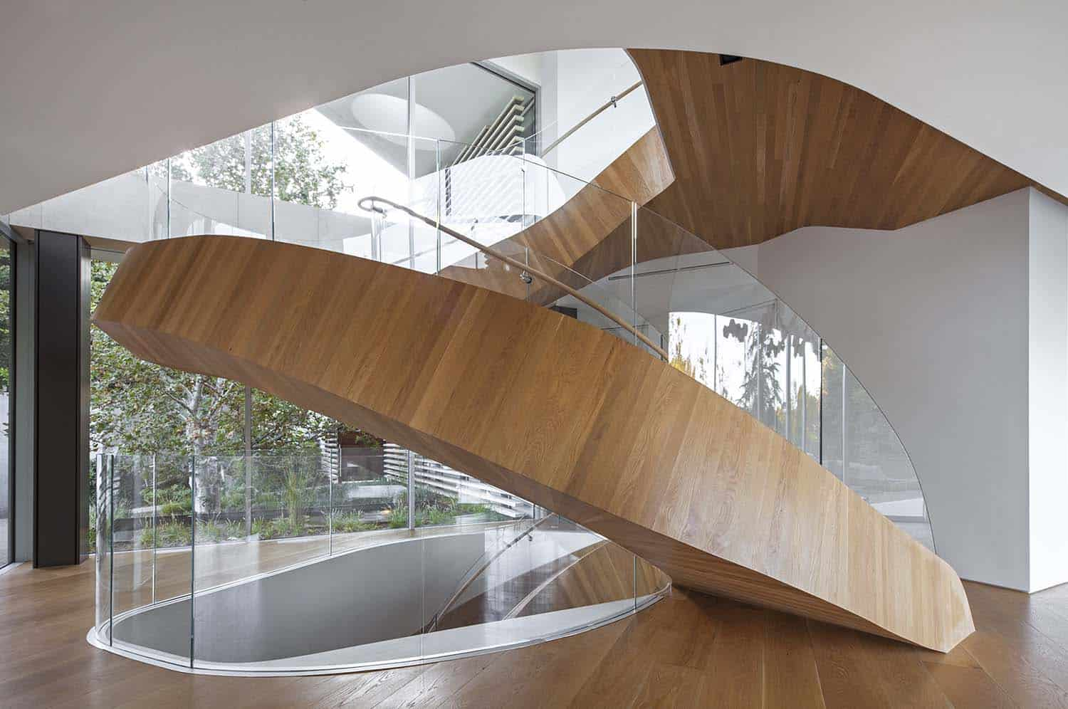 Contemporary Treetop Residence-Belzberg Architects-03-1 Kindesign