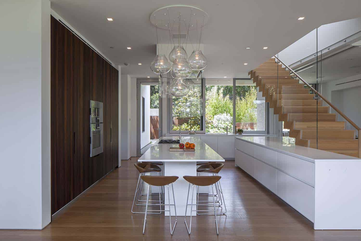 Contemporary Treetop Residence-Belzberg Architects-08-1 Kindesign