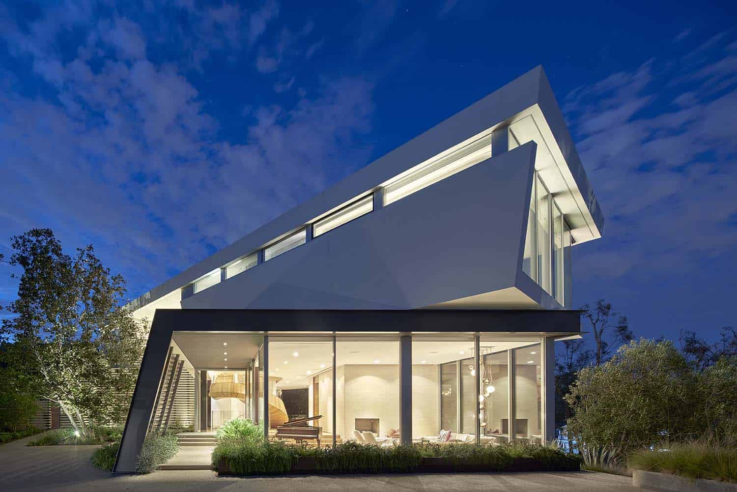 Contemporary Treetop Residence-Belzberg Architects-18-1 Kindesign