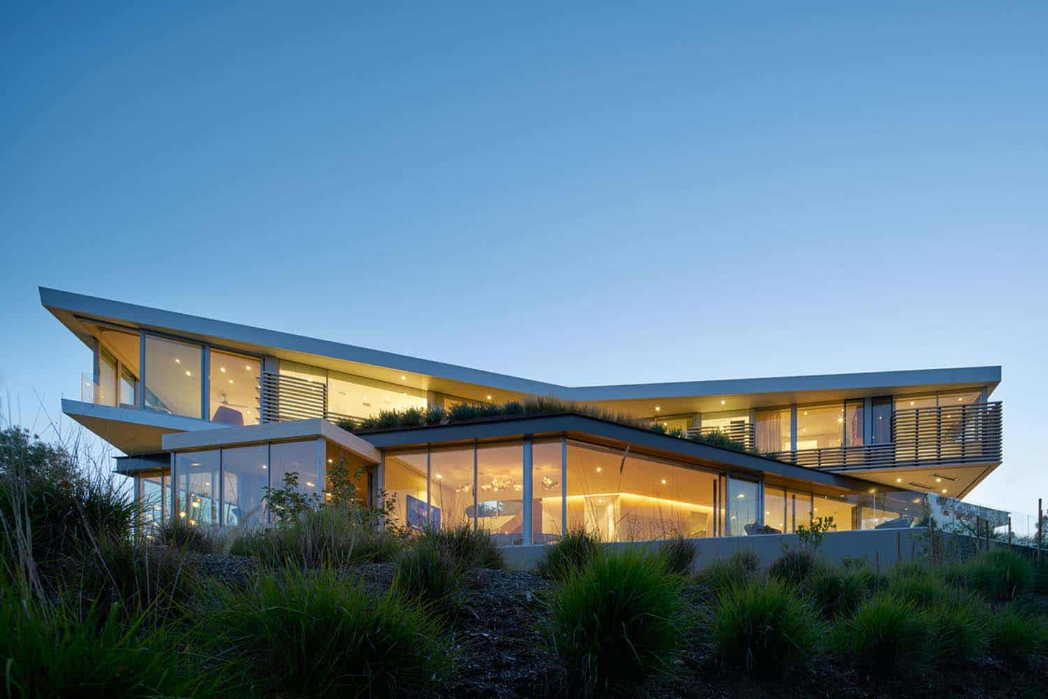Contemporary Treetop Residence-Belzberg Architects-19-1 Kindesign