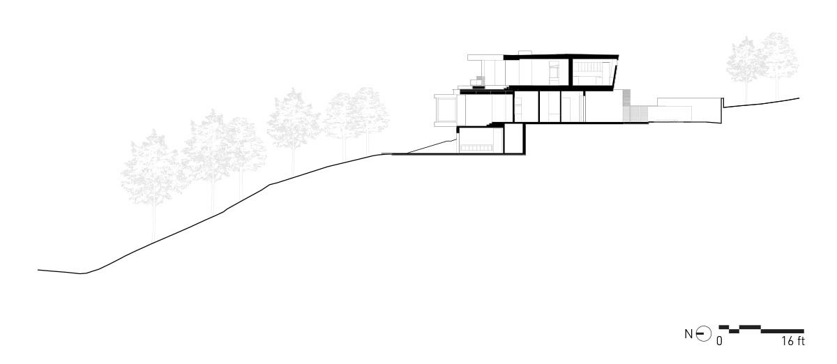 Contemporary Treetop Residence-Belzberg Architects-21-1 Kindesign