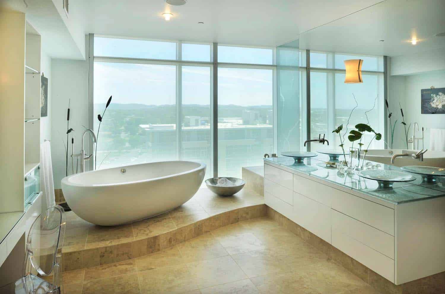 35 Fabulous Freestanding Bathtub Ideas For A Luxurious Soak