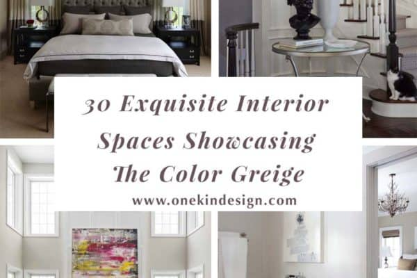 featured posts image for 30 Exquisite interior spaces showcasing the color greige