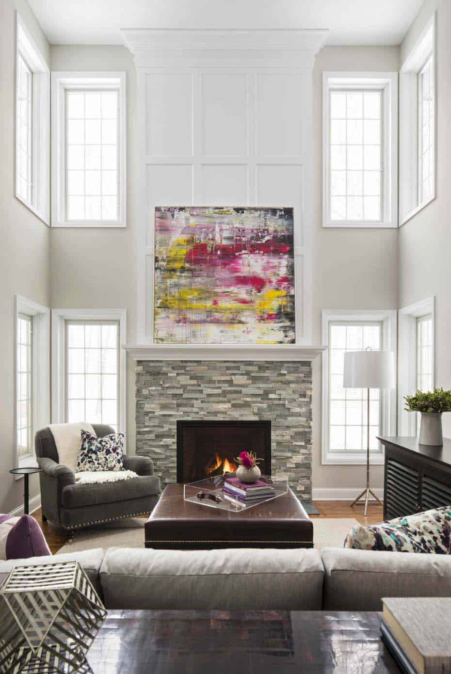 Interior Spaces Showcasing Color Greige-06-1 Kindesign