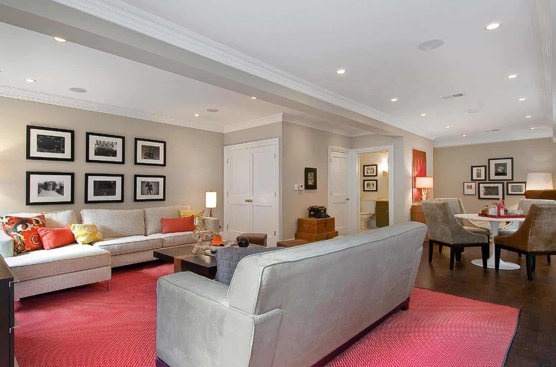 Interior Spaces Showcasing Color Greige-15-1 Kindesign