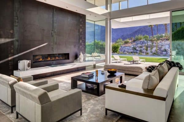 featured posts image for Visionary mid-century modern home piercing the Palm Springs desert