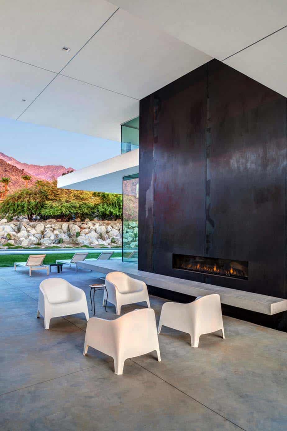 Mid-Century Modern Home-Cioffi Architect-13-1 Kindesign