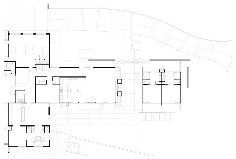 Mid-Century Modern Home-Cioffi Architect-20-1 Kindesign