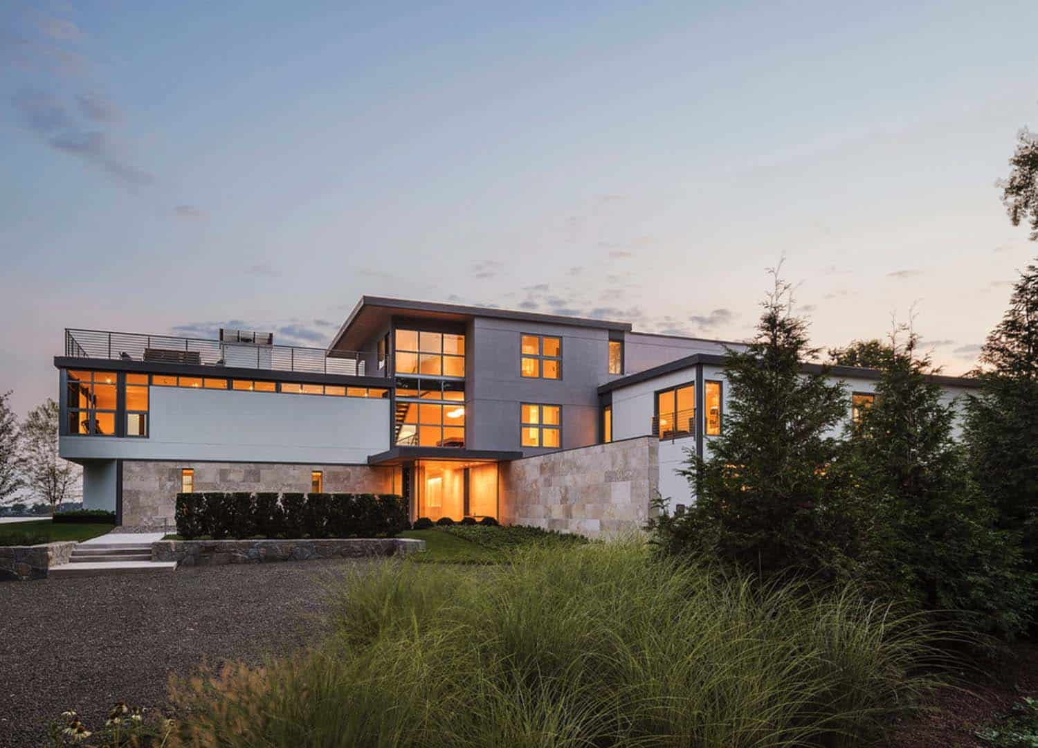 Modern Waterfront Property-Sellars Lathrop Architects-01-1 Kindesign