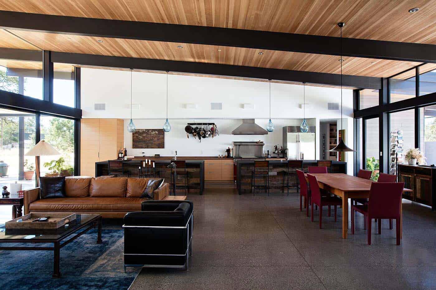 Sacramento Modern Residence-Klopf Architecture-03-1 Kindesign