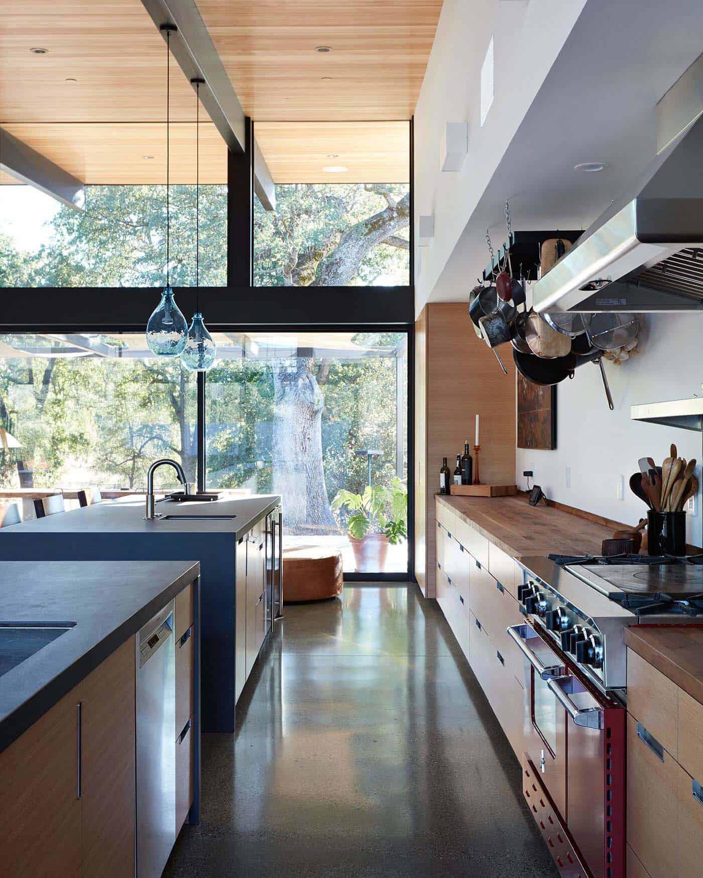 Sacramento Modern Residence-Klopf Architecture-04-1 Kindesign