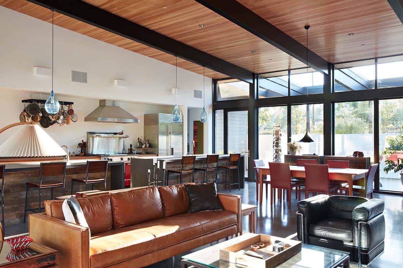 Sacramento Modern Residence-Klopf Architecture-05-1 Kindesign