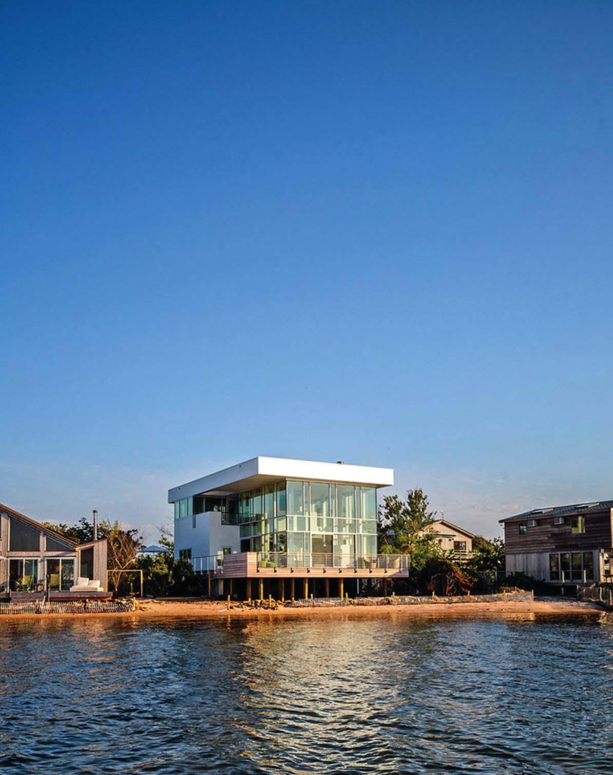 Contemporary Beach House-17-1 Kindesign