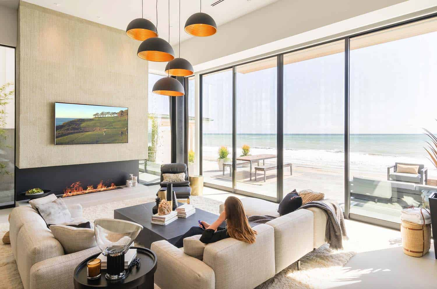 Contemporary Beach House-Brandon Architects-04-1 Kindesign