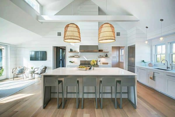 featured posts image for A nautically-inspired Nantucket beach cottage getaway