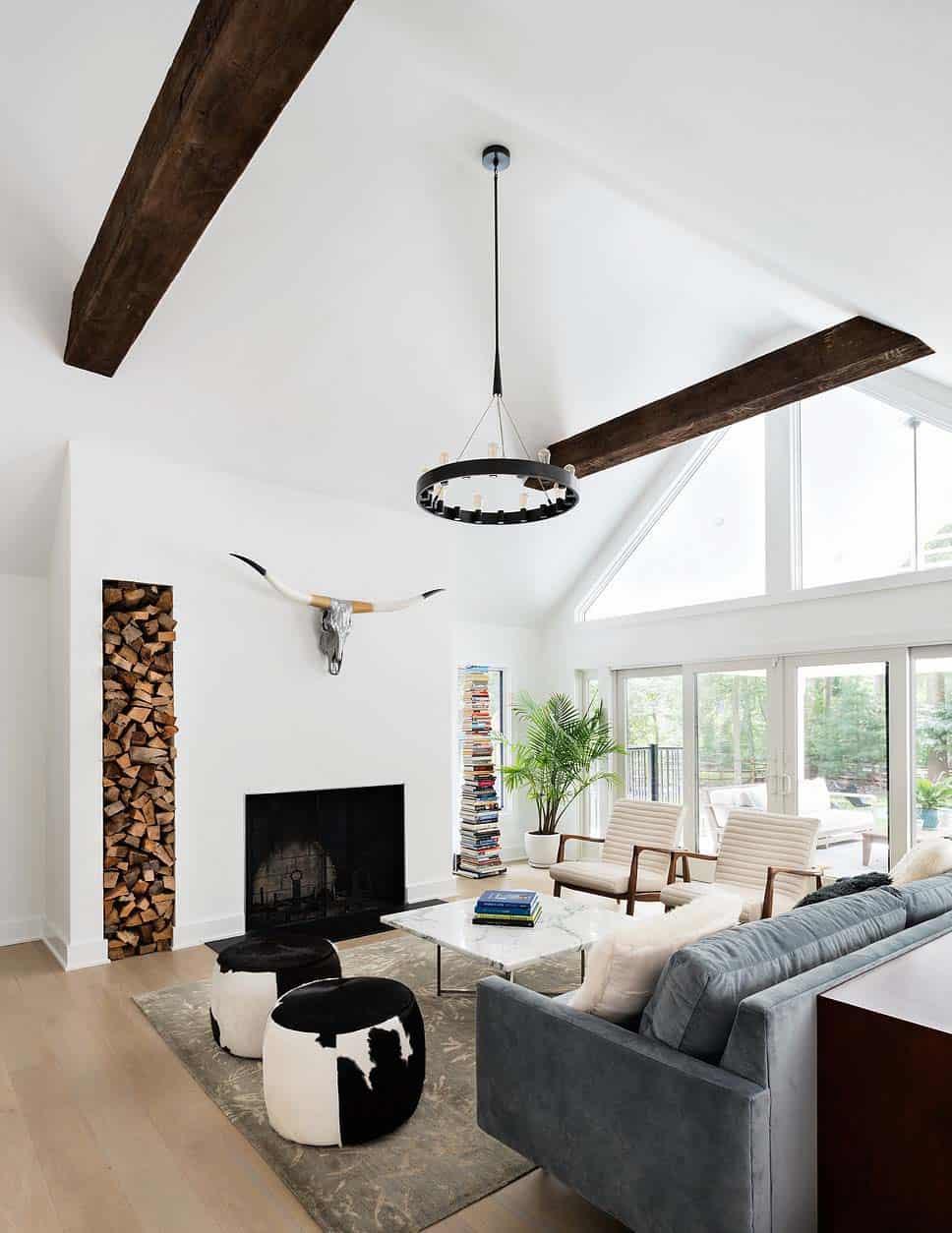 Contemporary Farmhouse Style-ZPlus Interiors-04-1 Kindesign