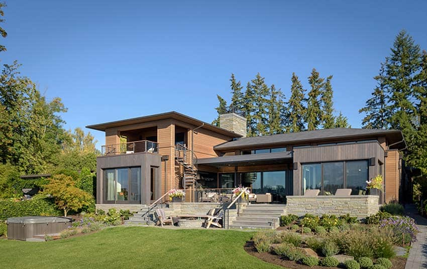 Contemporary Lakefront Residence-Conard Romano Architects-13-1 Kindesign