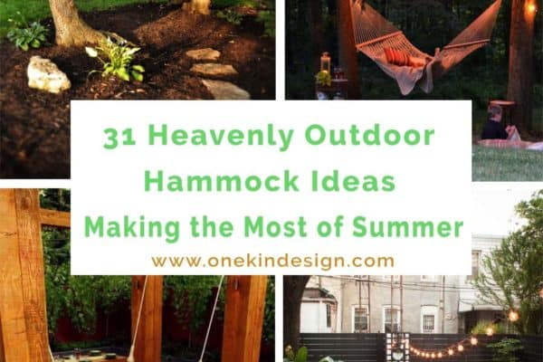 featured posts image for 31 Heavenly outdoor hammock ideas making the most of summer