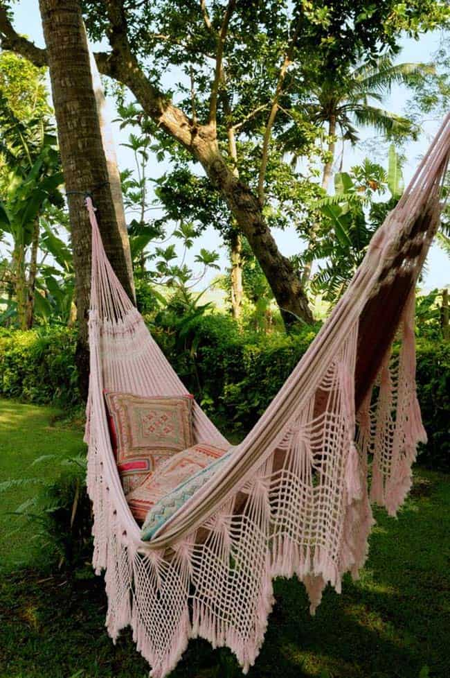 Heavenly Outdoor Hammock Ideas-26-1 Kindesign