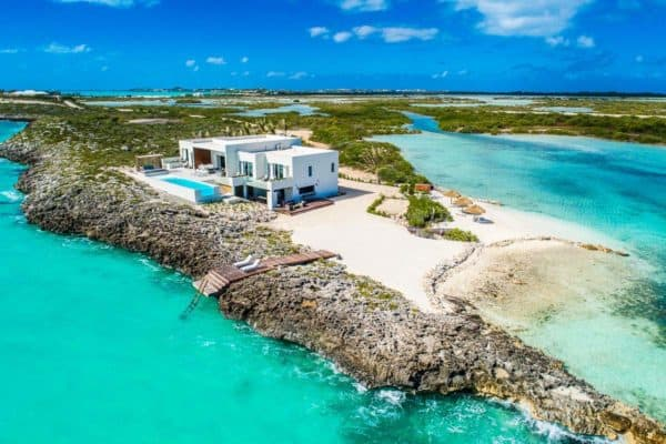 featured posts image for Heavenly Caribbean getaway on Turks & Caicos: Tip of the Tail Villa