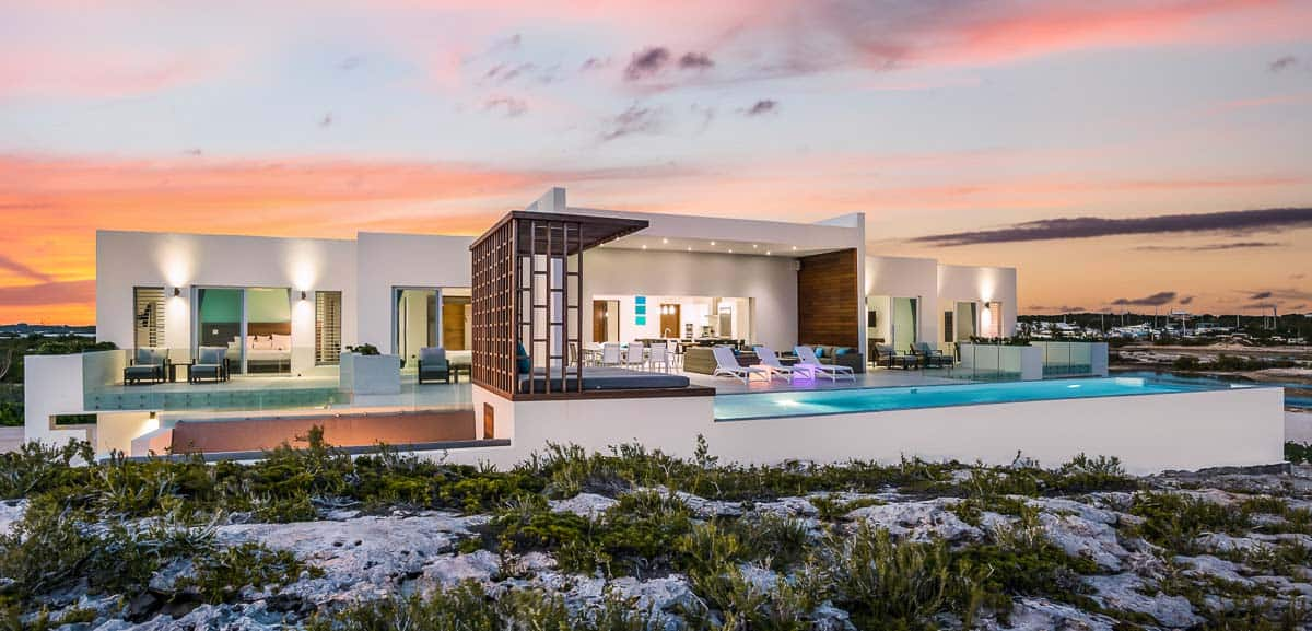 Luxury Vacation Rental Villa-Turks-Caicos-36-1 Kindesign