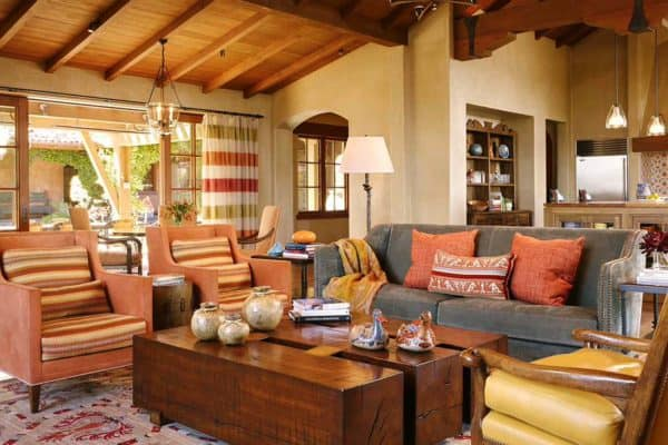 featured posts image for Inviting hacienda style retreat overlooking the Santa Lucia Preserve