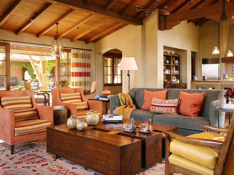 Mediterranean Style Home-Scavullo Design-01-1 Kindesign
