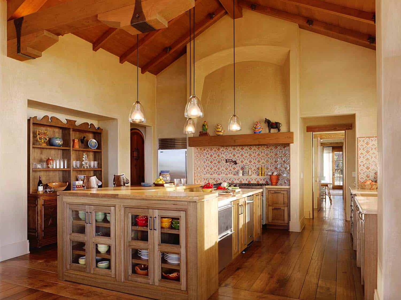 Mediterranean Style Home-Scavullo Design-03-1 Kindesign
