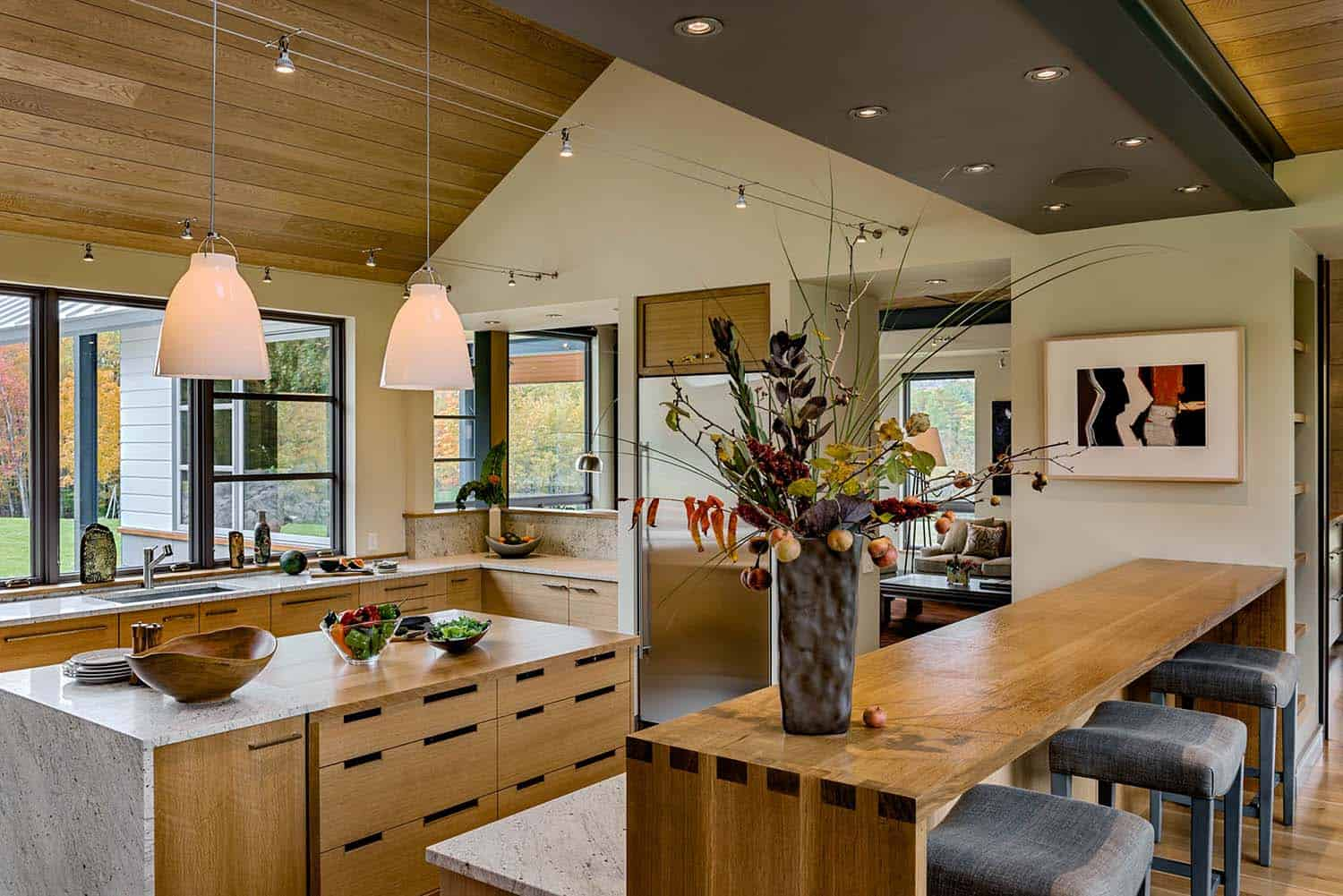 Modern Meadow Retreat-Smith Vansant Architects-14-1 Kindesign