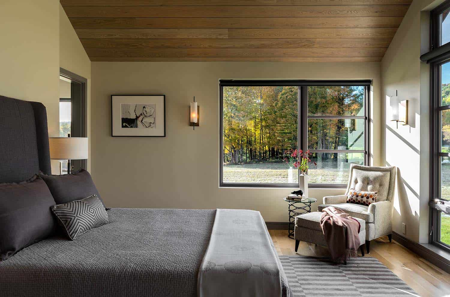 Modern Meadow Retreat-Smith Vansant Architects-18-1 Kindesign