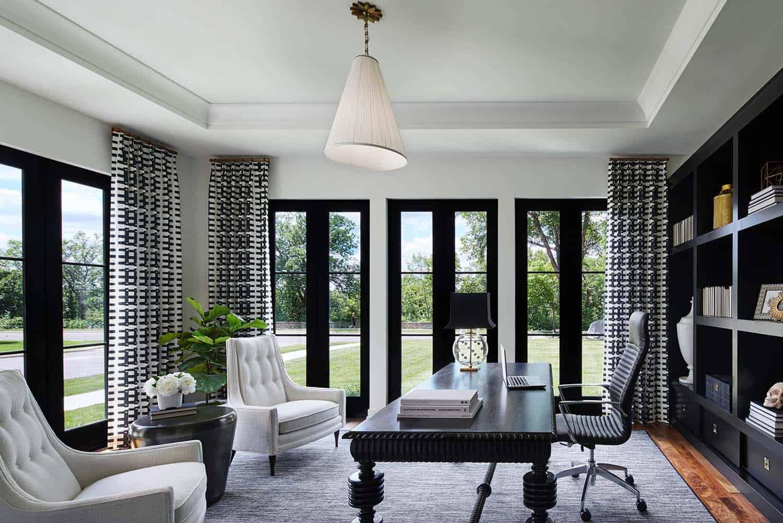 Modern Mediterranean Style Home-17-1 Kindesign