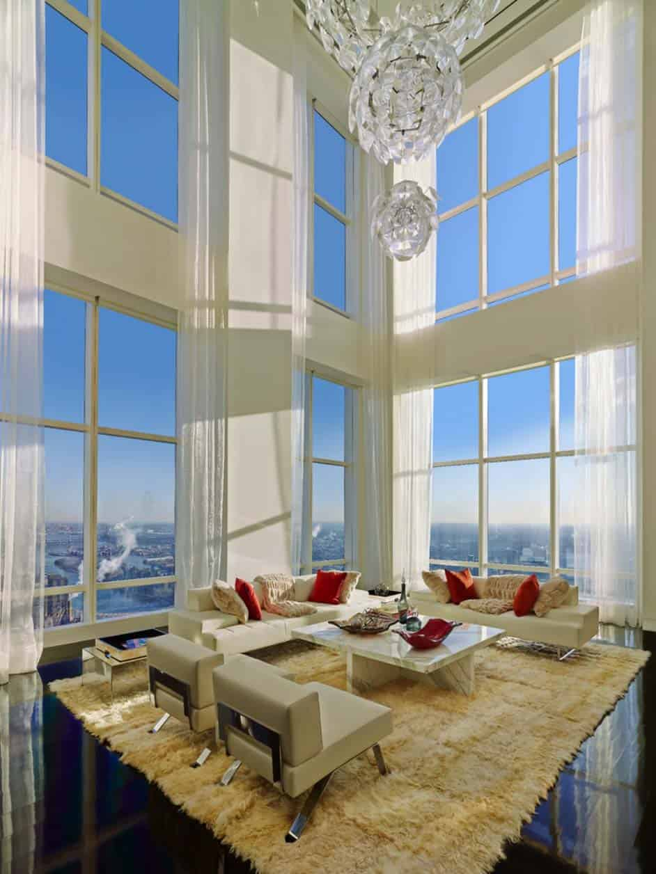 Step Inside This Jaw Dropping New York City Penthouse