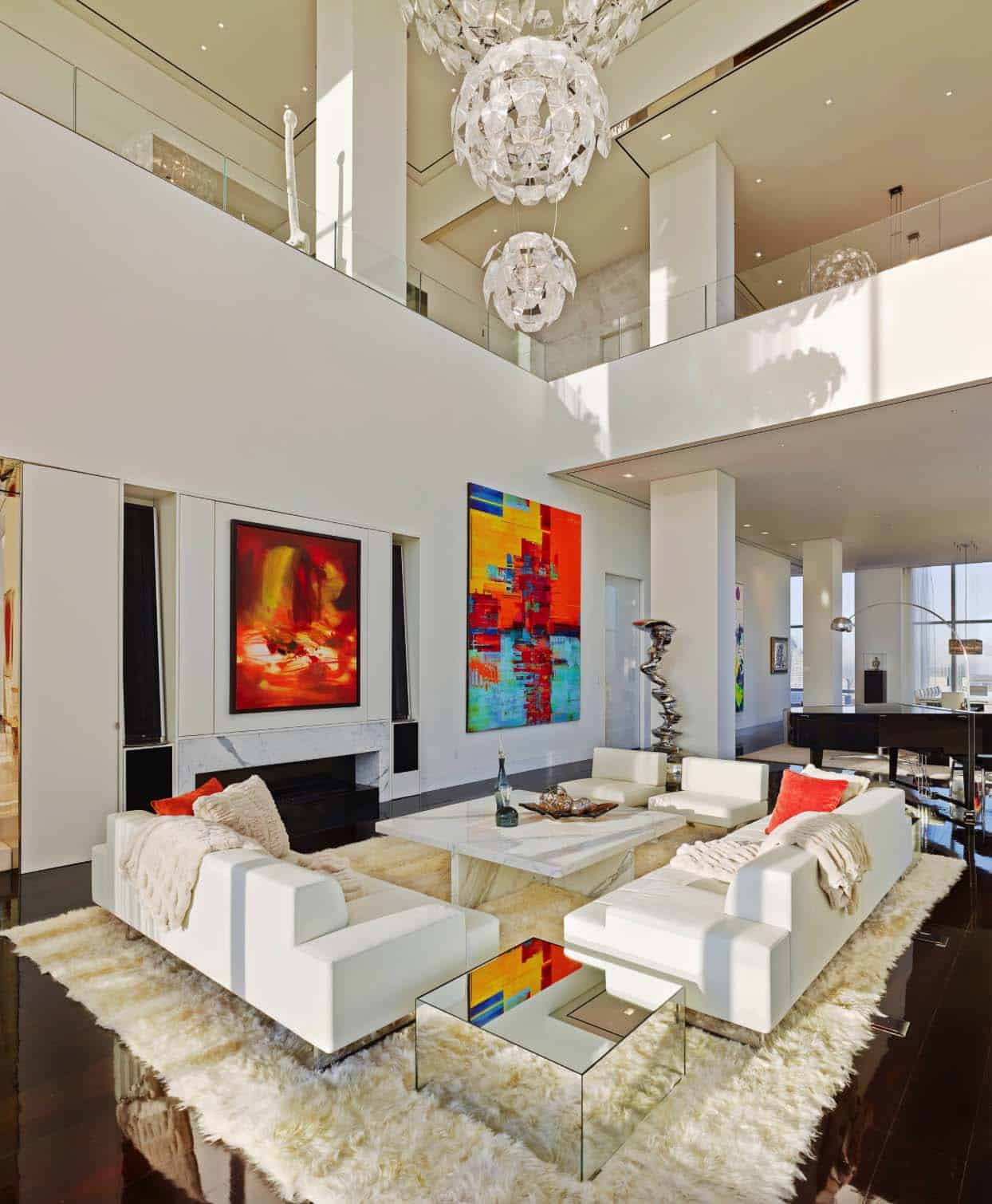 Modern Penthouse New York-02-1 Kindesign