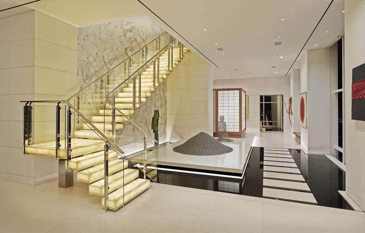 Modern Penthouse New York-04-1 Kindesign