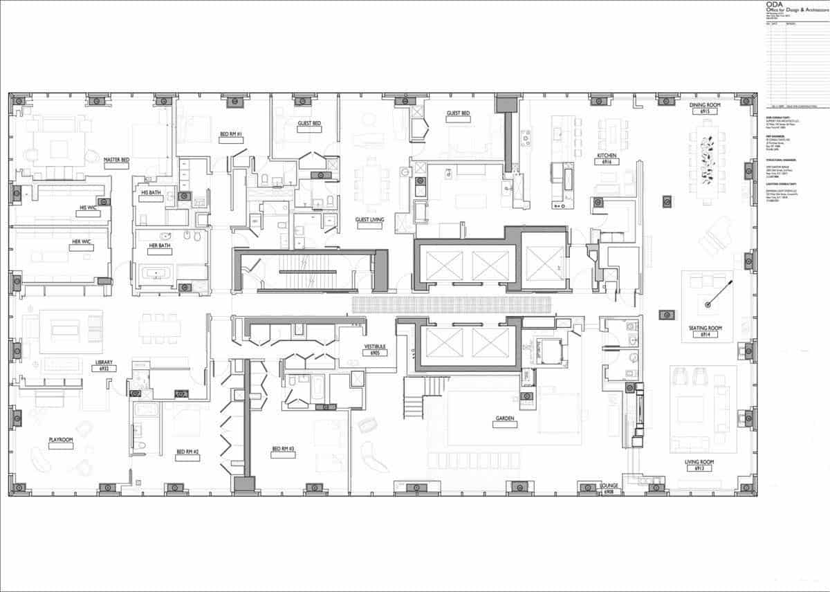 Modern Penthouse New York-28-1 Kindesign