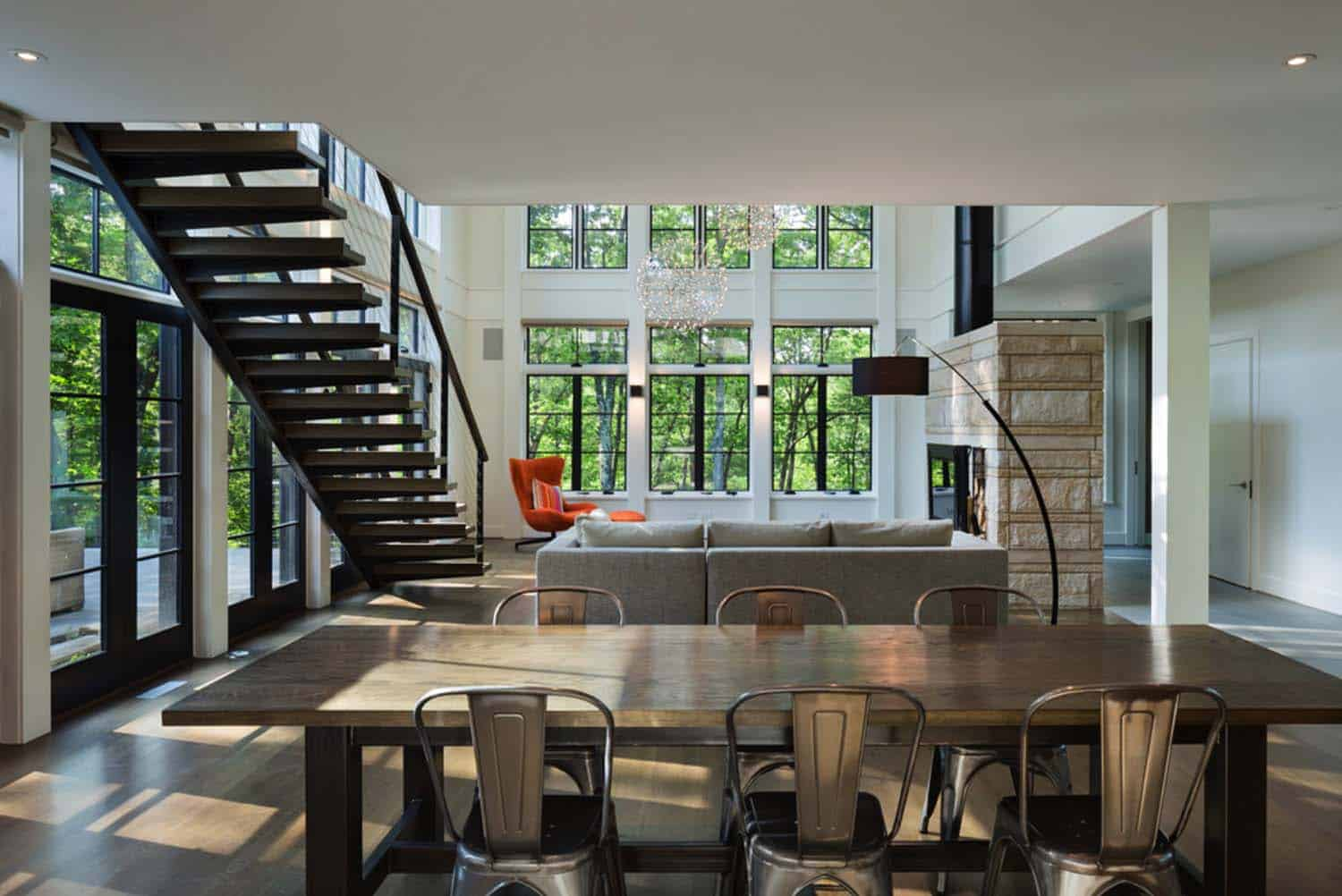 Modern Rustic House-Studio Marchetti-13-1 Kindesign