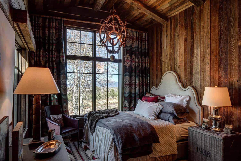 Modern-Rustic Mountain Residence-17-1 Kindesign