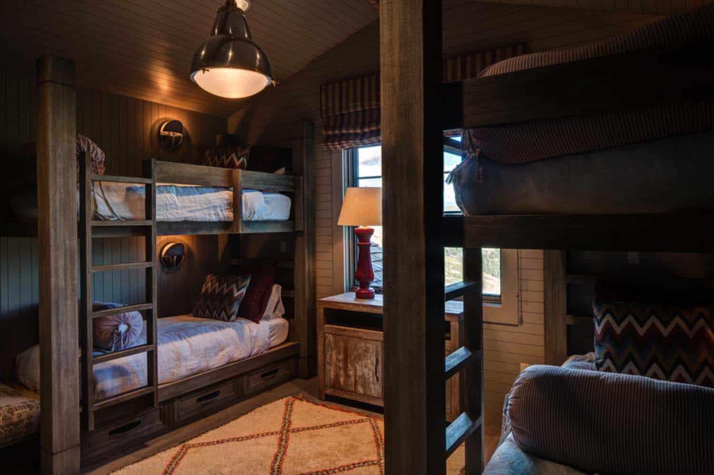 Modern-Rustic Mountain Residence-18-1 Kindesign
