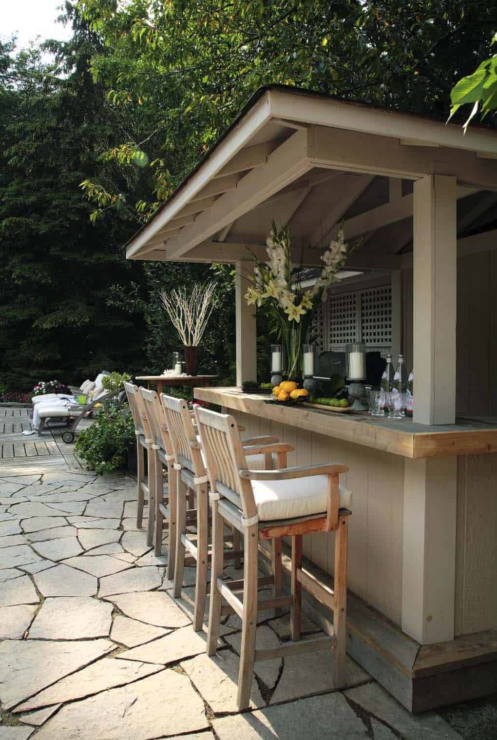 Spectacular Outdoor Kitchens With Bars, Pictures Of Outdoor Kitchens And Bars